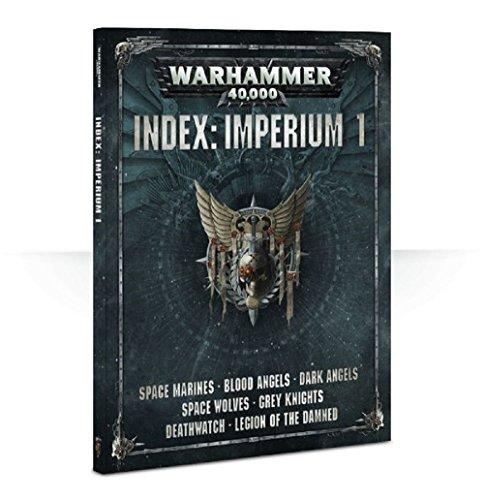 Games Workshop Warhammer 40K Index: Imperium 1