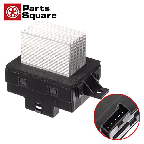 PartsSquare Blower Motor Resistor YH1825 Compatible with 2006 2007 2008 2009 2010 2011 ford Fusion Mercury Milan Fan Resistor 07 08 09 10 11 12 Lincoln MKZ 2006 Lincoln Zephyr Blower Resistor 4P1589