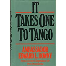 It Takes One to Tango
