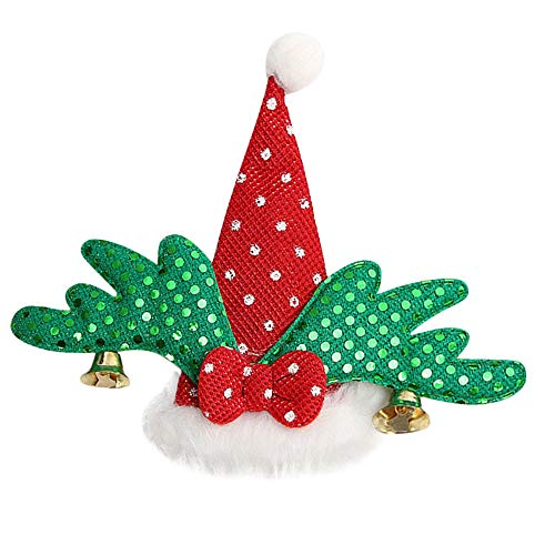 Knot Dinner (Hongxin Creative Fork Bags,3PCS Wings Butterfly Knot Bells Santa Cap Decor Fork Spoon Cover New Year Dinner Tableware Case (Multicolor, One Size))