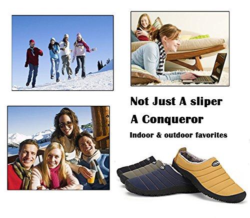 Boots Verde Stivali Scarpe top Neve Sportive Uomo Invernali Inverno IceUnicorn Low Donna Scarpe Caloroso Pelliccia Allineato da Stivaletti A1w6q