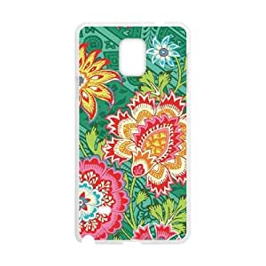 Heirloom Jade Samsung Galaxy Note 4 Cell Phone Case White DIY TOY xxy002_881610