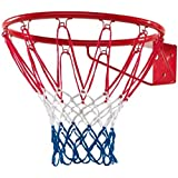 Sportscart Basketball Ring and Net with Free Bolts