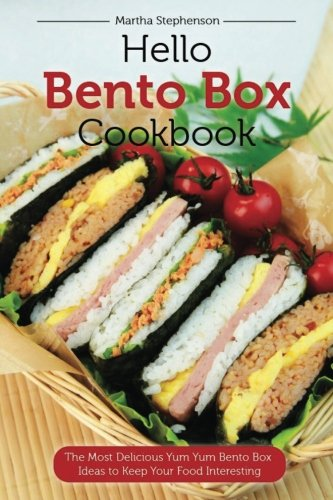 Hello Bento Box Cookbook Interesting
