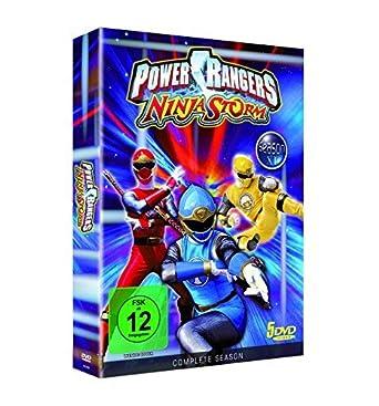 Power Rangers - Ninja Storm: Season XI [Italia] [DVD ...