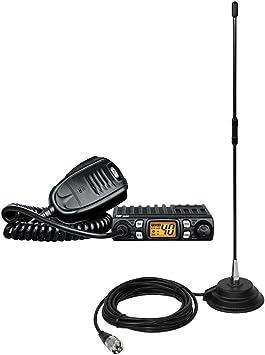 Radio CB CRT One + Antena pni Extra 40
