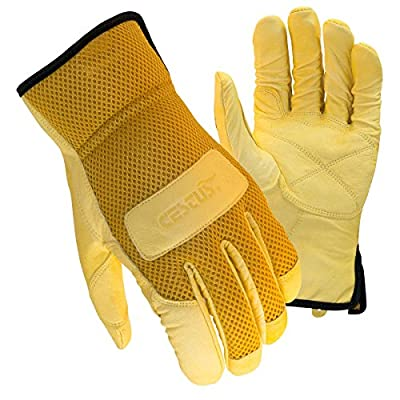 Cestus Trade Series EZ Landscape Goatskin Leather Glove
