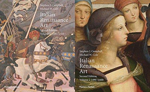 Italian Renaissance Art: Volumes One and Two (Second Edition)  (Vol. 1 and 2) (Italian Renaissance Art By Laurie Schneider Adams)