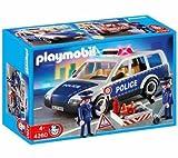 Playmobil Patrol Car