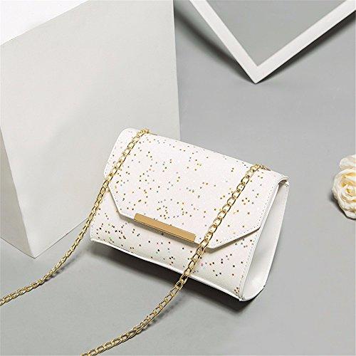 única gules bolsa hombro de y simple MSZYZ Navidad Blanco Regalos de qUAfzX