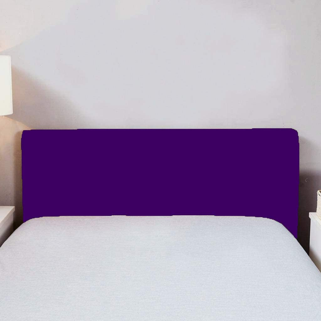 150x80cm FLAMEER Bett/überwurf Betthusse f/ür Kopfteil Boxspringbettbezug Boxspringbetthusse Kopfteilbezug Blau