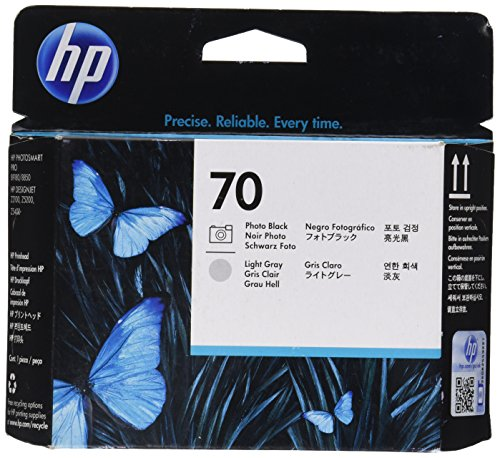 HP 70 Photo Printheads for Photosmart Pro B9180 Printers,...