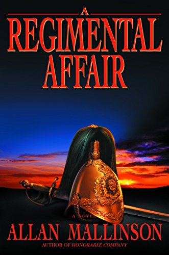 A Regimental Affair (Matthew Hervey, Book 3)