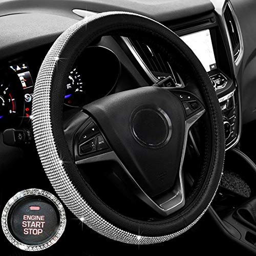 Top recommendation for pink fluffy steering wheel cover universal