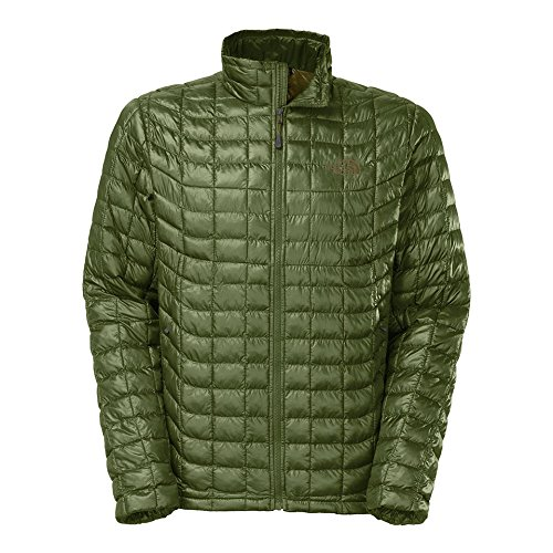 The North Face Thermoball Full Zip Jacket - Men's Scallion Green Small