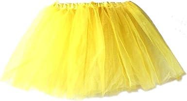 K-youth® Falda Tutu Ballet Fiesta Boda Cumpleaños para Niña ...