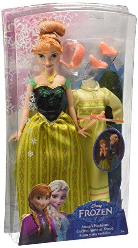 Disney Frozen Coronation Day Anna Doll (Princess Anna From Frozen)