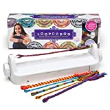 Loopdedoo – Spinning Loom Friendship Bracelet Maker – Award-Winning Craft Kit – Design Your Own Bracelets & Make Them In Minutes