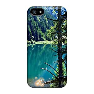 Iphone 5/5s Print High Quality Tpu Gel Frame Cases Covers Black Friday