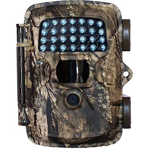 Covert MP8 LED MO Trail Camera, Black
