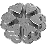 Nordic Ware Seasonal Collection Conversational Heart Pan