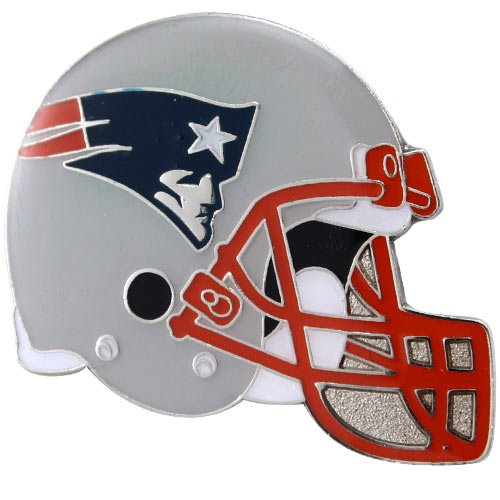 NFL New England Patriots Helmet Pin