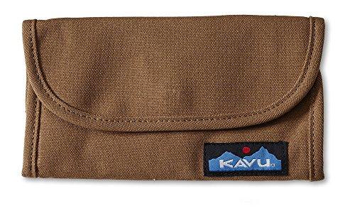 KAVU Women's Big Spender Wallet, Tobacco, One (Big Spender Wallet)