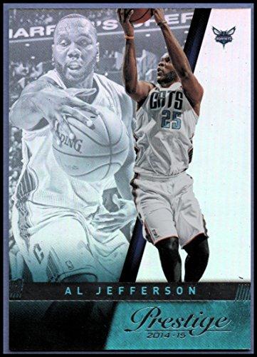 2014-15 Prestige Premium Charlotte Hornets Basketball Card #14 Al - Charlotte Premium