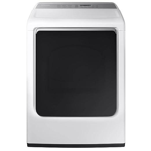 Amazon.com: Samsung dve52 m8650 W 7,4 Cu. Ft. Blanco ...