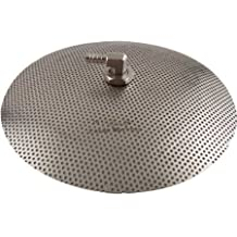 """9"""" Stainless Steel False Bottom by Midwest Homebrewing and Winemaking Supplies"""
