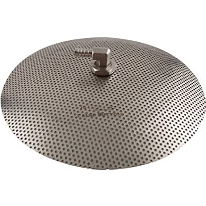 9 Stainless Steel False Bottom by Midwest Homebrewing and Winemaking Supplies