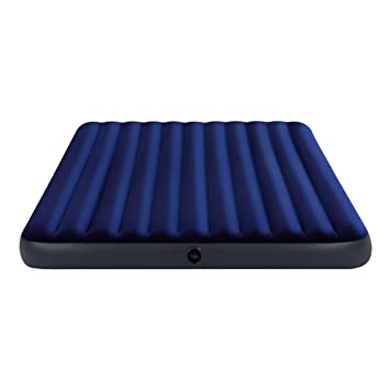 Intex Matelas à Air Downy King 183x203x22 Cm Amazon Fr