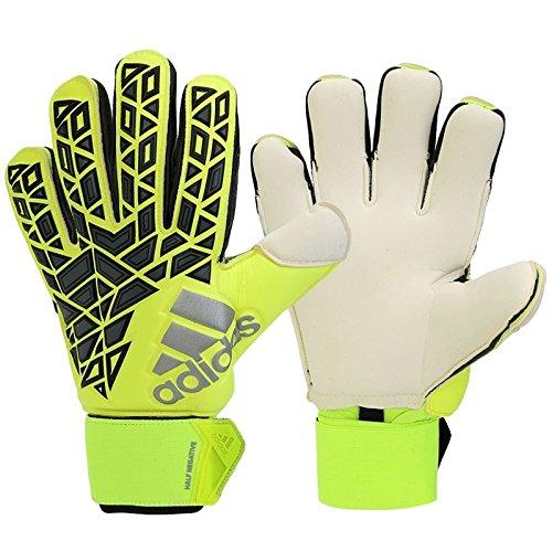 Dentro Lleno desenterrar  adidas Performance Mens Ace Half Negative Goalkeeper Gloves- Buy Online in  Honduras at honduras.desertcart.com. ProductId : 53283999.