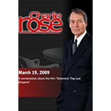 "Charlie Rose - ""Valentino: The Last Emperor"""