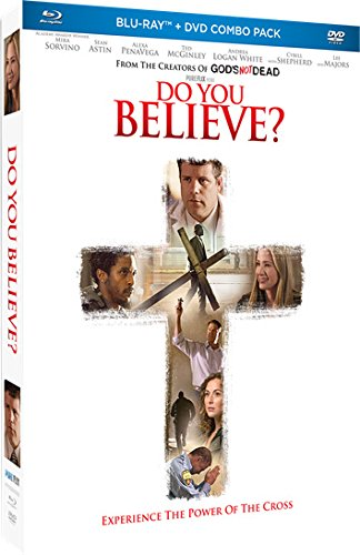 Do You Believe? [Blu-ray] (Dvd On Movies Ray Blue)