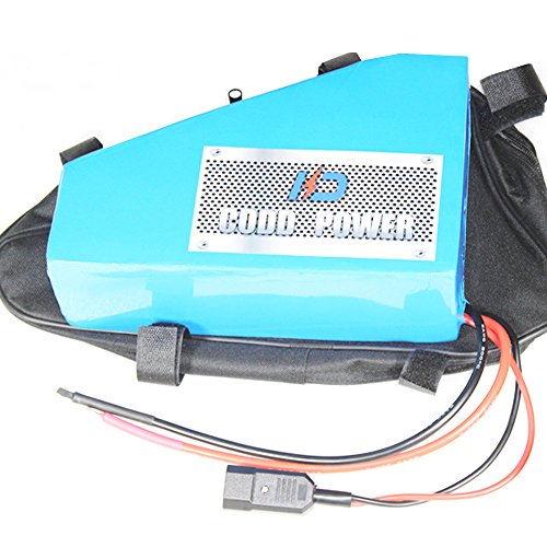 CODD POWER 52V 30AH Electric Bicycle Ebike Triangle Battery for 1000W 1500W E-Bike Conversion Kit