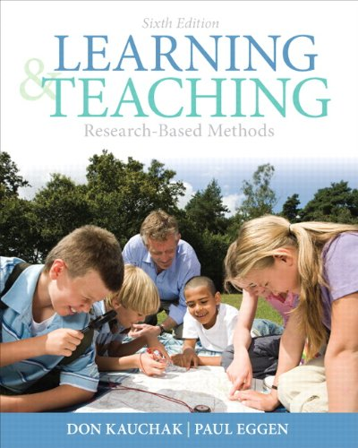 Kauchak: Learning and Teaching_6 (6th Edition)