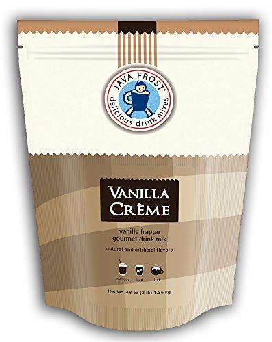 Vanilla Creme Base Drink Mix - 3 LB Bag