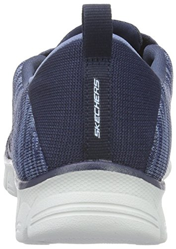 Skechers Womens Ez Flex 3.0 - Take-the-lead Navy