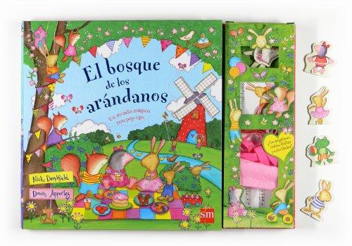 El bosque de los arandanos/ Forest of Cranberries (Spanish Edition) [Alison Green] (Tapa Dura)