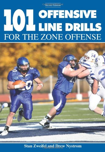 101 Offensive Line Drills for the Zone - Offense Football Zone