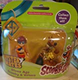 Scooby-Doo! Mystery Mates - Stone Age Scooby & Velma Figures by Character Options