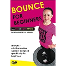 Bounce for Beginners - Mini Trampoline Workout DVD from onesixeight: fitness by Bouncing Becky