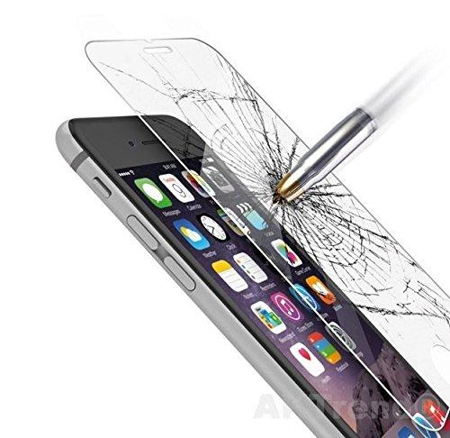AKTrend tanque Cristal para Apple iPhone 6/6s Smartphone templado ...