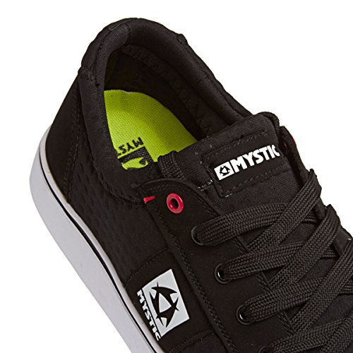 Mystic Neoprene Casual & Waterwear Low Trainers Black
