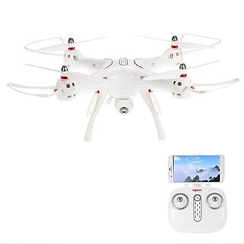Goolsky Syma X8PRO Wifi FPV Drone con Cámara 720P Altitude Hold ...