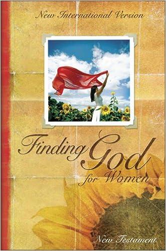 Book Finding God New Testament for Women (Finding God (Zondervan))