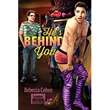 He's Behind You (Treading the Boards Book 3)