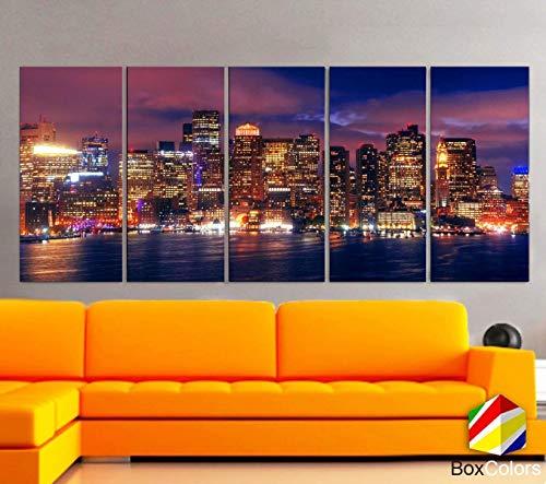 Wall Boston Usa (BoxColors - XLARGE 30