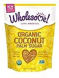 Wholesome Sweeteners, Inc., Organic Coconut Palm Sugar, 16 oz (454 g) by Wholesome Sweeteners